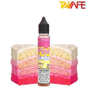 سالت ویگاد کیک صورتی VGOD PINK CAKES SALT