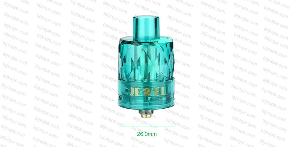 اتومایزر یکبار مصرف Jewel