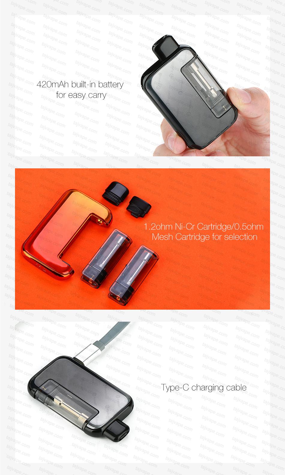 مشخصات ویپ Joytech E Grip Mini