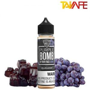 جویس بمب انگور ویگاد Vgod Purple Bomb