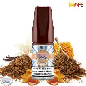 جویس سالت تنباکو وانیل دینرلیدی | Dinner Lady Sweet Tobacco Salt