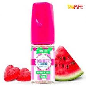 جویس سالت هندوانه دینرلیدی | Dinner Lady Watermelon Slice