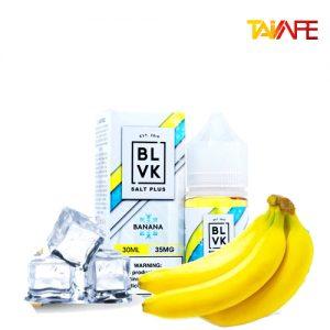 سالت موز یخ بی ال وی کی | BLVK Salt Plus Banana Ice