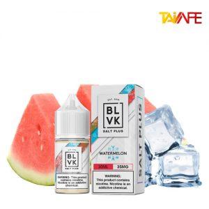سالت هندوانه یخ بی ال وی کی | BLVK Salt Plus Watermelon Ice