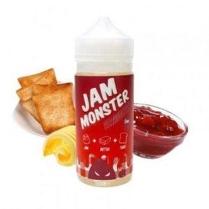 جویس مربای توت فرنگی جم مانستر