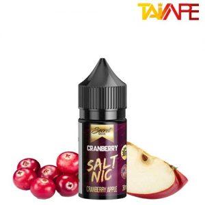 سالت سکرت ساس زغال اخته سیب Secret Sauce Cranberry Apple Salt