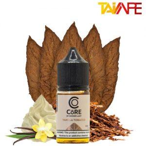 جویس کُر تنباکو خامه وانیلی Core Vanilla Tobacco